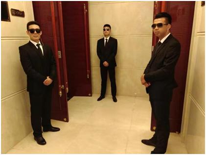 展會(酒店)保安